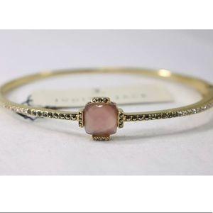 *HP* Judith Jack Marcasite/pink/crystal Bracelet
